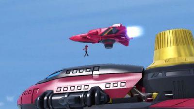 『ルパンレンジャーVSパトレンジャー』第38話「宇宙からのコレクション」