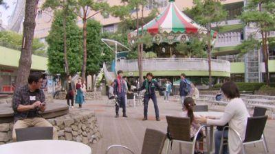 『快盗戦隊ルパンレンジャーVS警察戦隊パトレンジャー』第36話「爆弾を撃て」