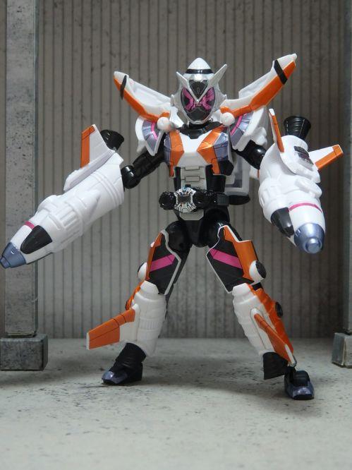 「装動 仮面ライダージオウ RIDE3」に仮面ライダージオウ フォーゼアーマーがラインナップ