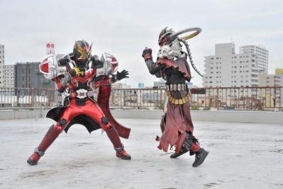 『仮面ライダージオウ』第8話「ビューティ&ビースト2012」の場面カット新画像