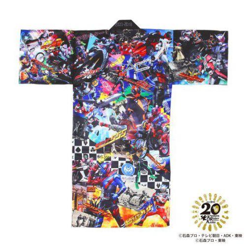 平成仮面ライダー20作品記念 コラージュ法被 【2019年1月上旬お届分 数量限定500枚】