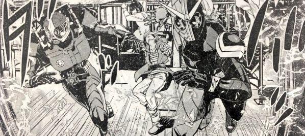 『風都探偵』第40話「超人r 3/黒き街の番人」