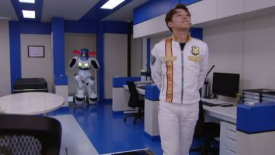 『快盗戦隊ルパンレンジャーVS警察戦隊パトレンジャー』第39話「こいつに賭ける」
