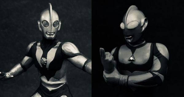 「アルティメットルミナス ウルトラマン09」が3月発売 ガイアv1とセブン!グレート、パワード、エックス、グリーザも制作中