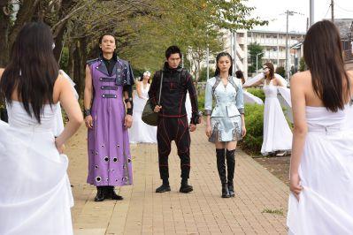 『仮面ライダージオウ』第11話「ジオウ・オン・パレード2018」の場面カット新画像