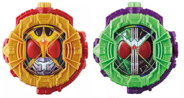 仮面ライダージオウ「DXクウガライドウォッチ」と「DXダブルライドウォッチ」が12月1日発売!