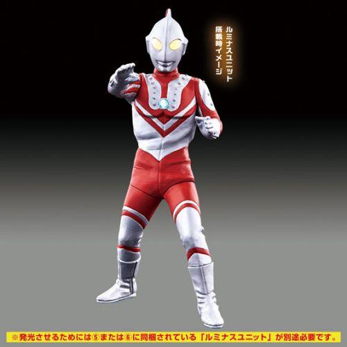 「アルティメットルミナス ウルトラマン08」と「ストラクチャー03」が12月第4週発売!ゾフィーと80