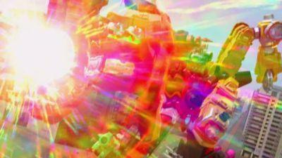 『快盗戦隊ルパンレンジャーVS警察戦隊パトレンジャー 第42話「決戦の時」