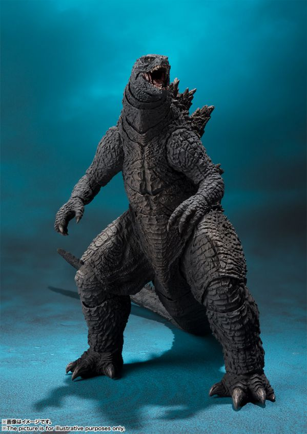 S.H.MonsterArts ゴジラ(2019)