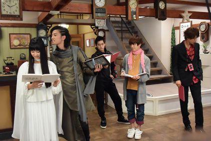 『仮面ライダージオウ』第14.5話「ピンクの悪魔」に門矢士役・井上正大さんが登場!