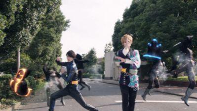 『仮面ライダージオウ』第14話「GO!GO!ゴースト2015」