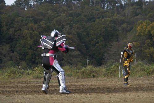『仮面ライダージオウ』第15話「バック・トゥ・2068」の場面カット新画像