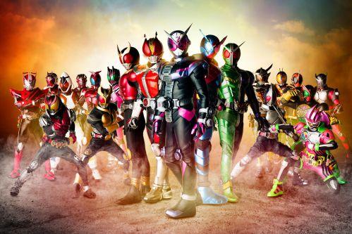 『平成ジェネレーションズFOREVER』が映画ランキング初登場3位!3日間で5億円を突破!冬の仮面ライダー映