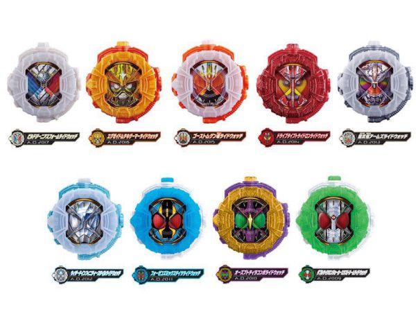 『仮面ライダージオウ』ダブル以降の最強フォームのDXライドウォッチが1月19日~3月発売!変身音や必殺技音が明らかに!