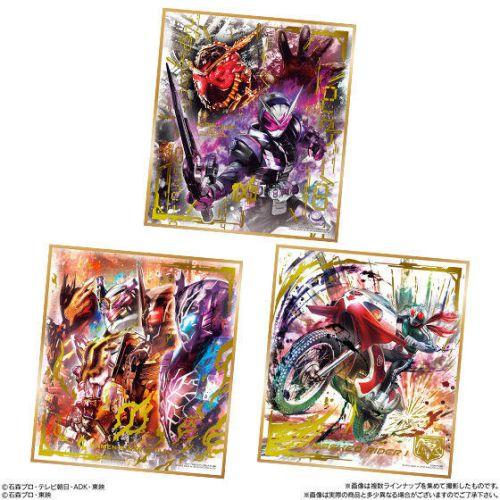 仮面ライダー 色紙ART2