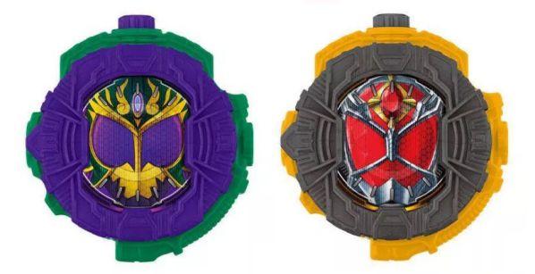 仮面ライダージオウ「SGライドウォッチ05」が1/21発売!ウィザードオールドラゴン、龍玄、ビルドジーニアス、エグゼイドムテキ