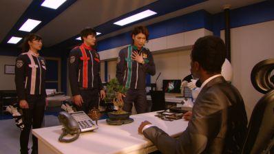 『ルパンレンジャーVSパトレンジャー』第46話「抜け出せないゲーム」