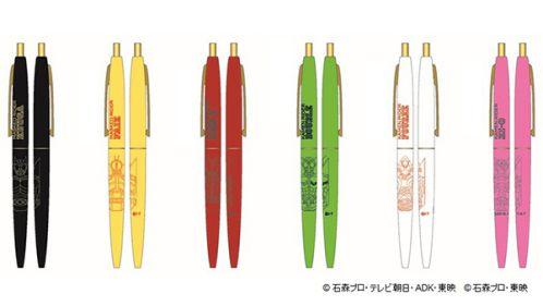 仮面ライダージオウ「平成仮面ライダー」クリアファイル、ロゴキーホルダー、アクスタコレクションなどがローソン店頭で販売中!