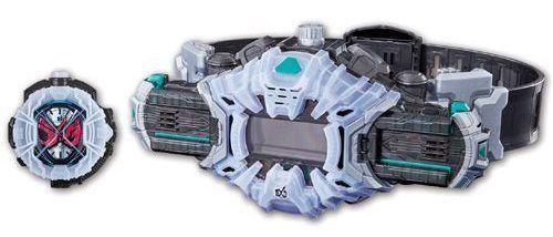 仮面ライダーシノビの変身ベルトと変身アイテム