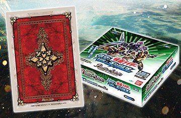 バトスピ『コラボブースター 仮面ライダー 欲望と切札と王の誕生』初回限定ボックス購入特典は「ラウズカード」をデザインしたスリーブ&新イラスト
