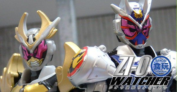 『仮面ライダージオウ』平成主役19ライダーアーマーが全立体化!「装動RIDE6」にジオウ アギトと響鬼アーマーがラインナップ!