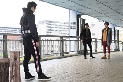 『仮面ライダージオウ』第20話「ファイナルアンサー?2040」の場面カット新画像