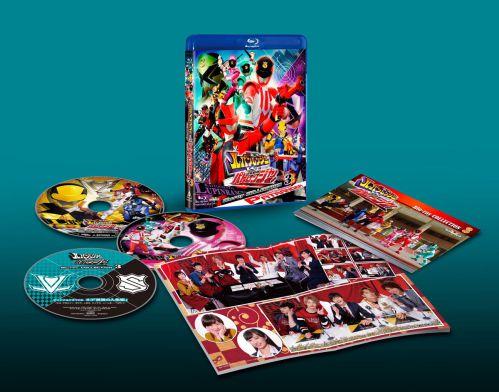 ルパンレンジャーVSパトレンジャー「Blu-ray COLLECTION 3」のキャストが本音を語り合う大爆笑VSクロストークPR映像!