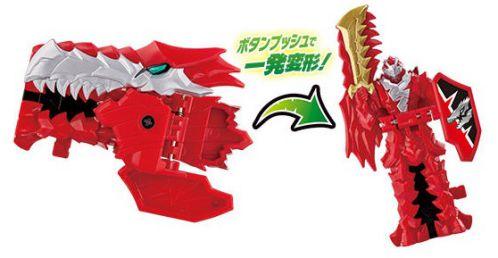 騎士竜戦隊リュウソウジャー SGリュウソウル:3月発売