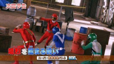 『4週連続スペシャル スーパー戦隊最強バトル‼』第2話「暗躍する謎の鎧」あらすじ&予告