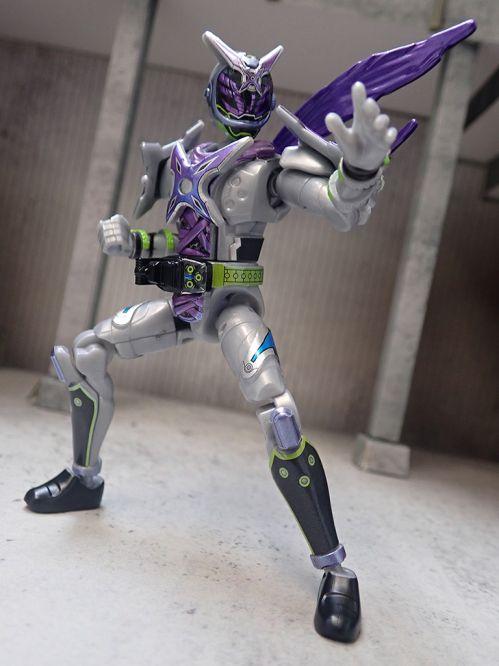 仮面ライダージオウ「装動RIDE7」に仮面ライダーウォズ フューチャーリングシノビがラインナップ!