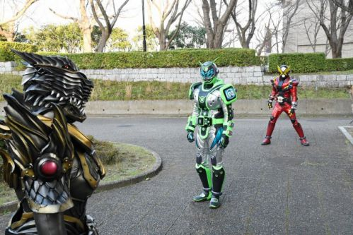 『仮面ライダージオウ』第21話「ミラーワールド2019」の場面カット新画像