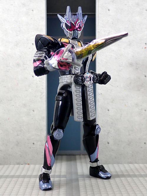 仮面ライダージオウ「装動RIDE7」に仮面ライダーウォズフューチャーリングキカイがラインナップ!