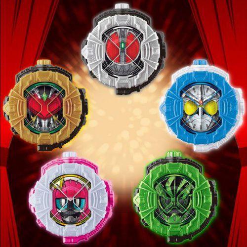 『仮面ライダージオウ』欲しいDXライドウォッチ大投票で選ばれた5人の「DXライドウォッチスペシャルセット」が受注開始!