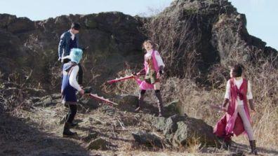 『騎士竜戦隊リュウソウジャー』第1話「ケボーン!!竜装者」