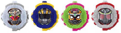 仮面ライダージオウ「SGライドウォッチ07」が3月18日発売!ドライブタイプフォーミュラ、エグゼイドマキシマムゲーマーほか全4種