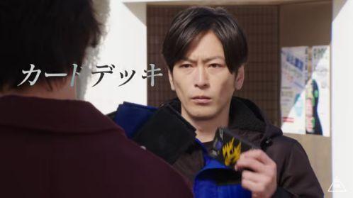 「RIDER TIME 仮面ライダー龍騎」本予告に契約モンスターが登場!