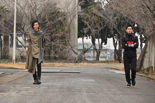 『仮面ライダージオウ』第29話「ブレイド・ジョーカー!?2019」の場面カット新画像