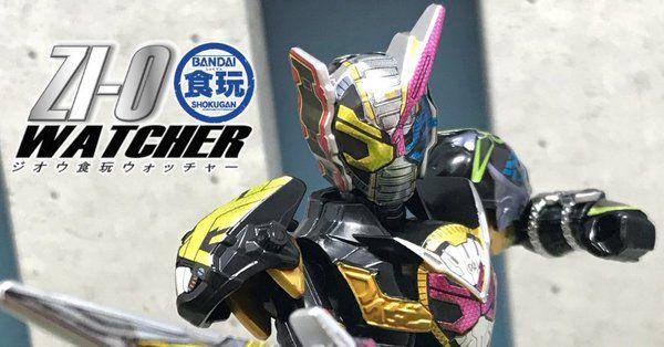 仮面ライダージオウ「装動RIDE9」に「仮面ライダージオウトリニティ」がラインナップ!サイキョーフェイス状態が付属