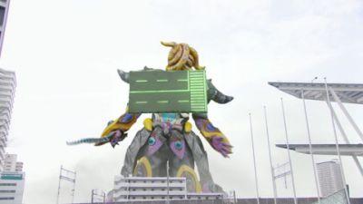 『騎士竜戦隊リュウソウジャー』第3話「呪いの視線」