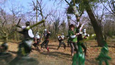 『騎士竜戦隊リュウソウジャー』第7話「ケペウス星の王女」
