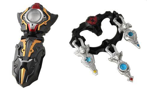 『ウルトラマンタイガ』変身アイテムは「タイガスパーク」!「ウルトラタイガアクセサリー」をリードしヒーローや怪獣の力を使う