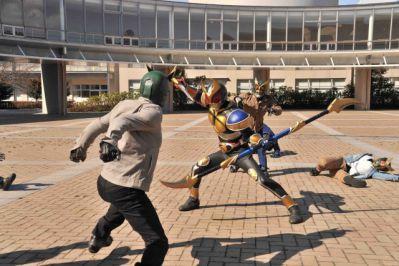 『仮面ライダージオウ』第32話「2001:アンノウンなキオク」の場面カット新画像