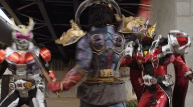 『仮面ライダージオウ』第33話「2005:いわえ!ひびけ!とどろけ!」