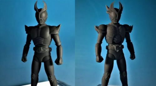 「SHODO-X 仮面ライダー6」仮面ライダーアギト弾が発売決定