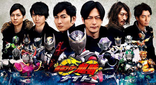 「仮面ライダー龍騎ナイト」DVDが10月9日発売