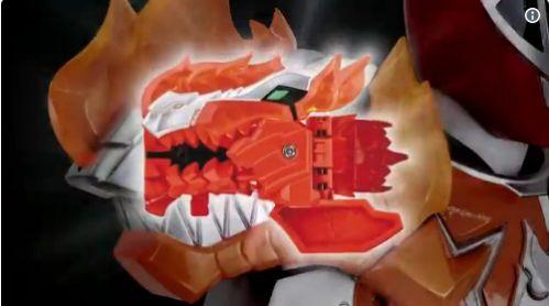 「騎士竜シリーズ06 DXディメボルケーノ」CM