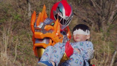 『騎士竜戦隊リュウソウジャー』第11話「炎のクイズ王」