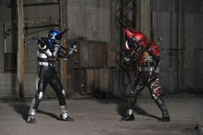 『仮面ライダージオウ』第37話「2006:ネクスト・レベル・カブト」の場面カット新画像
