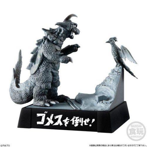 「ウルトラ怪獣名鑑 -希望の轍編-」古代怪獣ゴメスvs原始怪鳥リトラ