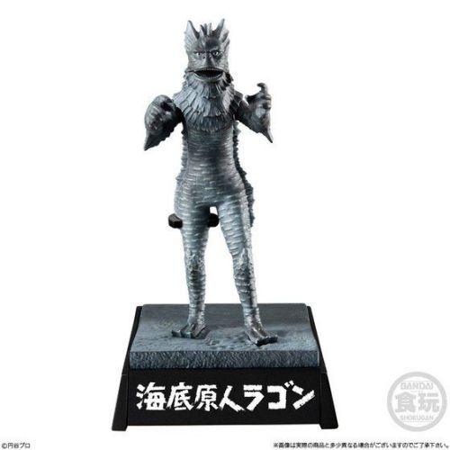 「ウルトラ怪獣名鑑 -希望の轍編-」海底原人ラゴン